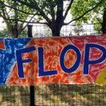 Flop dans le quartier – dernier de l'été!!!